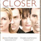 CLOSER JULIA ROBERTS,JUDE LAW,NATALI PORTMAN,CLIVE OWEN R2 PAL