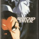 PSYCHO DIVER Soul Siren NEW SEALED anime DVD R0 PAL original