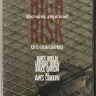 HIGH RISK James Brolin, Anthony Quinn, James Coburn NEW R2 PAL original