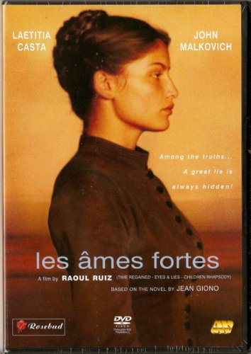 LES AMES FORTES (SEALED) LAETITIA CASTA, JOHN MALKOVICH R2 PAL only Frenchorigin
