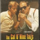 THE CAT O' NINE TAILS (DARIO ARGENTO) FRANCISCUS,MALDEN R2 PAL original
