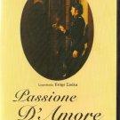 PASSIONE D'AMORE Laura Antonelli, Trintignant,Giraudeau R2 PAL only Italianorigi