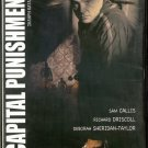 CAPITAL PUNISHMENT Sam Callis, Richard Driscoll  SEALED R2 PAL original