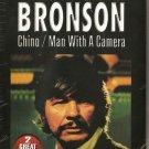 CHINO + EXTRA MAN WITH A CAMERA CHARLES BRONSON R0 PAL original