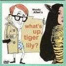 WHAT'S UP, TIGER LILY?     WOODY ALLEN, TATSUYA MIHASHI R0 PAL