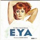 EVA ( by Joseph Losey) Jeanne Moreau , Stanley Baker R2 PAL