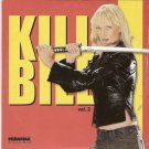 KILL BILL VOL. 2 UMA THURMAN,DAVID CARRADINE (TARANTINO R0 PAL