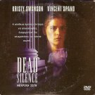 DEAD SILENCE (THE ONLY WITNESS)   KRISTY SWANSON, SPANO R0 PAL