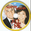 ALL OF ME STEVE MARTIN, LILY TOMLIN, VICTORIA TENNANT R2 PAL