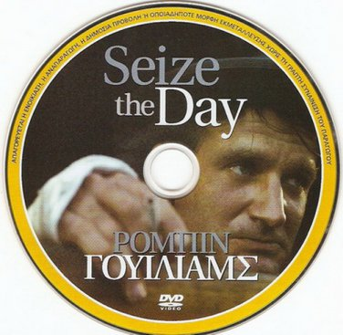 SEIZE THE DAY ROBIN WILLIAMS, JERRY STILLER,  WISEMAN R2 PAL