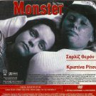 MONSTER + PEEPING TOM  CHARLIZE THERON, CHRISTINA RICCI R0 PAL