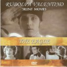 THE EAGLE ( RUDOLPH VALENTINO ) SILENT MOVIE   RARE DVD R0 PAL