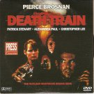 DEATH TRAIN (DETONATOR) PIERCE BROSNAN, CHRISTOPHER LEE R2 PAL