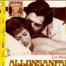 ALLONSANFAN + CONCORRENZA SLEALE   MARCELLO MASTROIANNI R0 PAL only Italian