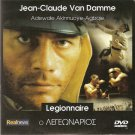 LEGIONNAIRE Jean-Claude Van Damme, Jim Carter R0 PAL