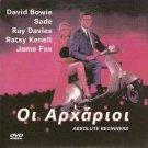 ABSOLUTE BEGINNERS Patsy Kensit, David Bowie, James Fox R0 PAL