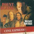 POINT BLANK MICKEY ROURKE R2 PAL