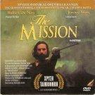 THE MISSION ROBERT DE NIRO, JEREMY IRONS, LIAM NEESON R0 PAL