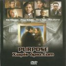 PURPOSE Peter Coyote,Mia Farrow,Hal Holbrook,John Light R0 PAL