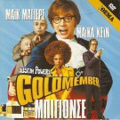 AUSTIN POWERS IN GOLDMEMBER MIKE MYERS R2 PAL