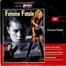 FEMME FATALE   REBECCA ROMIJN, ANTONIO BANDERAS R2 PAL