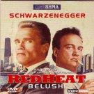RED HEAT   ARNOLD SCHWARZENEGGER, JAMES BELUSHI R2 PAL