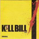 KILL BILL VOL. 1 Uma Thurman,Lucy Liu,Hannah,Carradine R0 PAL