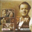 THE STRANGER Orson Welles, Robinson, Loretta Young R0 PAL