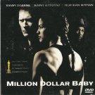 MILLION DOLLAR BABY CLINT EASTWOOD,SWANK,MORGAN FREEMAN R2 PAL