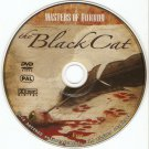 MASTERS OF HORROR: THE BLACK CAT Jeffrey Combs R0 PAL