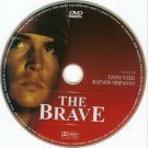 THE BRAVE    MARLON BRANDO, CODY LIGHTNING, JOHNNY DEPP R0 PAL