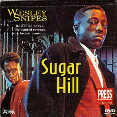 SUGAR HILL WESLEY SNIPES, MICHAEL WRIGHT,THERESA RANDLE R2 PAL