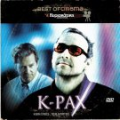 K-PAX KEVIN SPACEY, JEFF BRIDGES, MARY MCCORMACK, ALFRE WOODARD,  R2 PAL