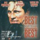 BEST OF THE BEST ERIC ROBERTS,JAMES EARL JONES,KIRKLAND R2 PAL