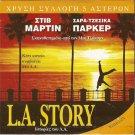 L.A. STORY Steve Martin, Tennant, Sarah Jessica Parker R2 PAL