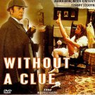 WITHOUT A CLUE MICHAEL CAINE,BEN KINGSLEY,JEFFREY JONES R2 PAL