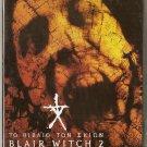 BOOK OF SHADOWS: BLAIR WITCH 2 Kim Director,Donovan NEW R2 PAL