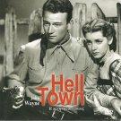 HELL TOWN (BORN TO THE WEST) John Wayne, Marsha Hunt, Johnny Mack Brown R0 PAL