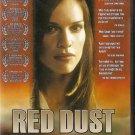 RED DUST   HILARY SWANK, JAMIE BARTLETT  NEW SEALED DVD R2 PAL