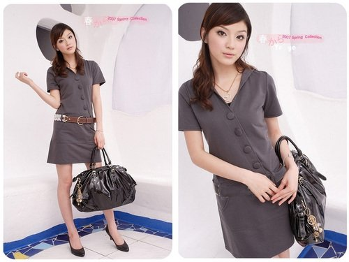 D0029 - Cotton Dress