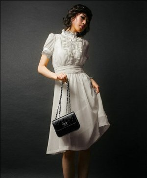 D0004 - Chiffon Dress