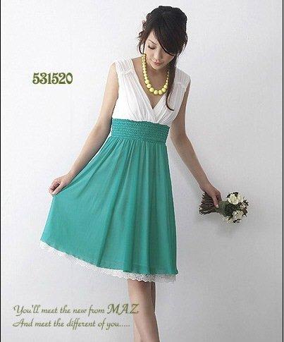 D0045 - Chiffon Dress
