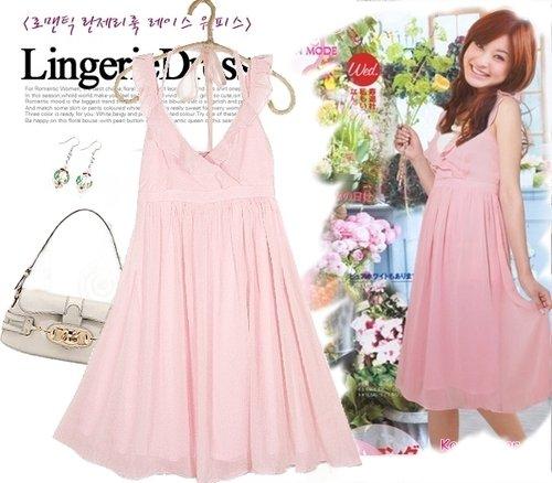 D0047 - Chiffon Dress
