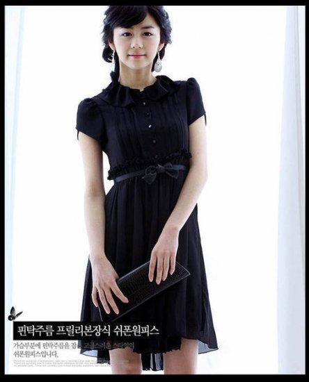 D0058 - Chiffon Dress