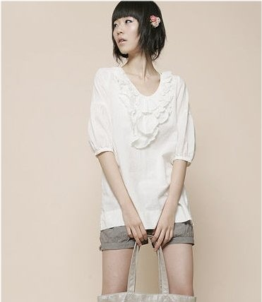 B0055 - Cotton Blouse