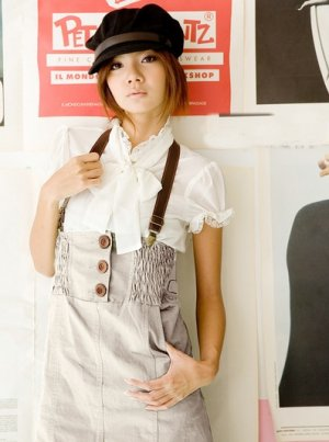 D0074 - Cotton Dress