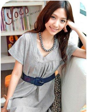 D0076 - woolen Dress