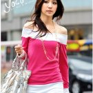 B0070 - Long sleeve blouse