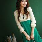 D0079 - woolen Dress
