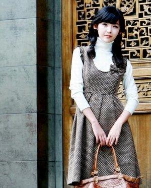 D0081 -  Tartan Dress